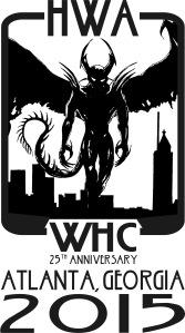 logo for World Horror 2015