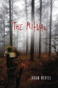 adam nevill the ritual cover