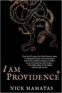 cover of I Am Providence