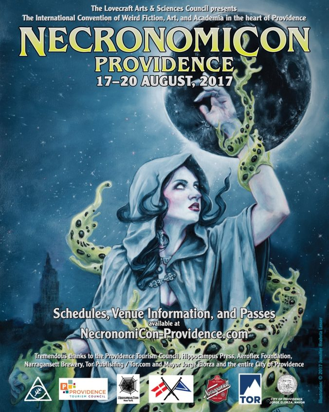poster for NecronomiCon Providence 2017